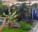 Riad's patio